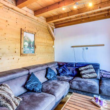 Inside Summer 3, Chalet Cosy 1, Saint Gervais, Savoyen - Hochsavoyen, Auvergne-Rhône-Alpes, France