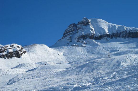 Innen Winter 15, Chalet Cosy 1, Saint Gervais, Savoyen - Hochsavoyen, Auvergne-Rhône-Alpes, Frankreich