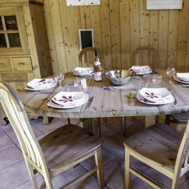 Innen Sommer 3, Chalet Evasion, Chamonix, Savoyen - Hochsavoyen, Auvergne-Rhône-Alpes, Frankreich