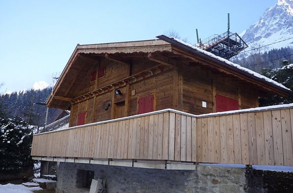 Outside Winter 18, Chalet Evasion, Chamonix, Savoyen - Hochsavoyen, Auvergne-Rhône-Alpes, France
