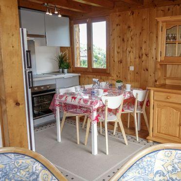 Innen Sommer 4, Chalet Farfadets, Saint Gervais, Savoyen - Hochsavoyen, Auvergne-Rhône-Alpes, Frankreich