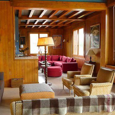 Innen Sommer 4, Chalet Malo, Chamonix, Savoyen - Hochsavoyen, Auvergne-Rhône-Alpes, Frankreich