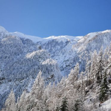 Innen Winter 21, Chalet Glockner, Heiligenblut, Kärnten, Kärnten, Österreich