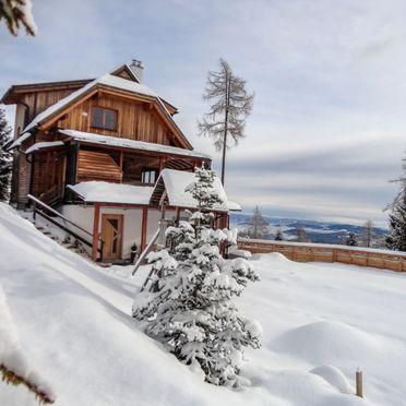 Außen Winter 16, Chalet Sonnkegel, Sirnitz - Hochrindl, Kärnten, Kärnten, Österreich