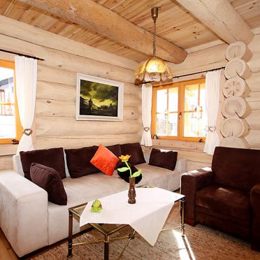 Innen Sommer 2, Blockhütte Karin, Axams, Tirol, Tirol, Österreich