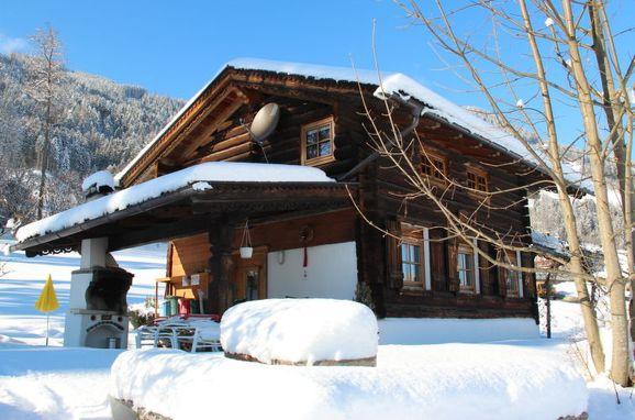 Außen Winter 19 - Hauptbild, Chalet Auhäusl, Fügen, Zillertal, Tirol, Österreich
