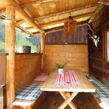 Outside Summer 3, Chalet Simon, Mayrhofen, Zillertal, Tyrol, Austria