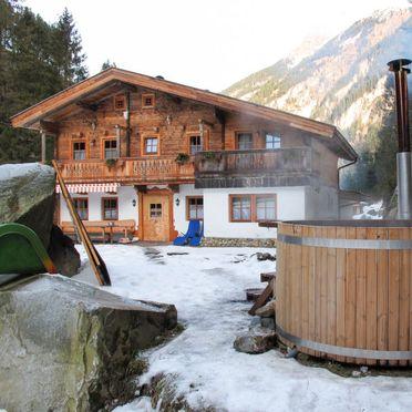 Outside Winter 26, Chalet Gais, Mayrhofen, Zillertal, Tyrol, Austria