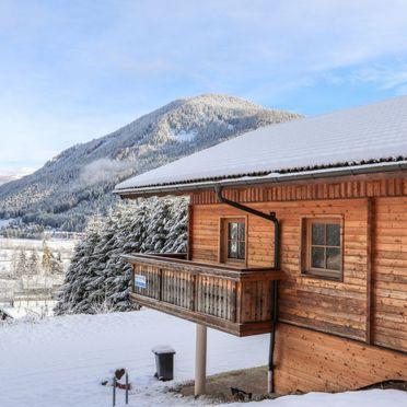 Außen Winter 27, Chalet Venus, Bad Kleinkirchheim, Kärnten, Kärnten, Österreich