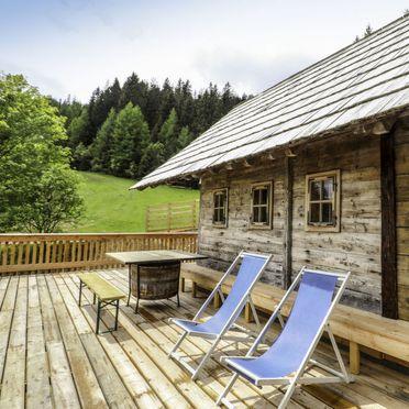 Außen Sommer 1 - Hauptbild, Chalet Panorama, Hirschegg - Pack, Steiermark, Steiermark, Österreich