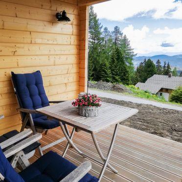 Außen Winter 18, Chalet Gimpl am Hochrindl, Sirnitz - Hochrindl, Kärnten, Kärnten, Österreich
