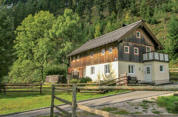 Außen Sommer 1 - Hauptbild, Ferienchalet Plaik, Sankt Martin am Tennengebirge, Pinzgau, Salzburg, Österreich