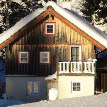 Außen Winter 25, Ferienchalet Plaik, Sankt Martin am Tennengebirge, Pinzgau, Salzburg, Österreich