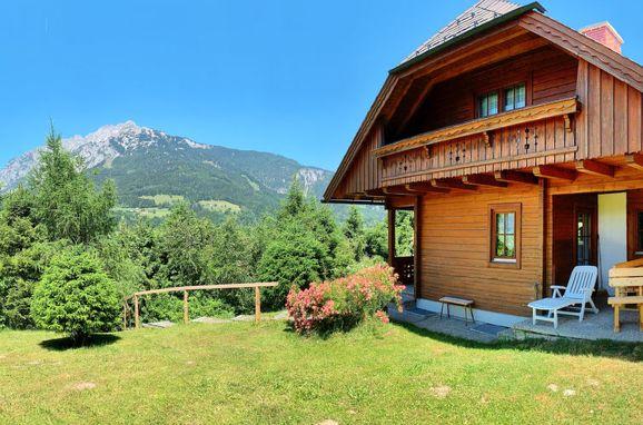 Outside Summer 1 - Main Image, Berghütte Simon, Gröbming, Steiermark, Styria , Austria