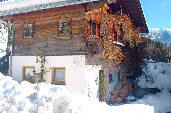Außen Winter 13 - Hauptbild, Chalet Klemmhäusl, Alpbach, Reith im Alpbachtal, Tirol, Österreich