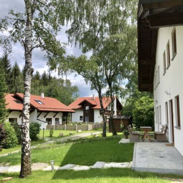 Inside Summer 2, Chalet Birke, Bischofsmais, Bayerischer Wald, Bavaria, Germany