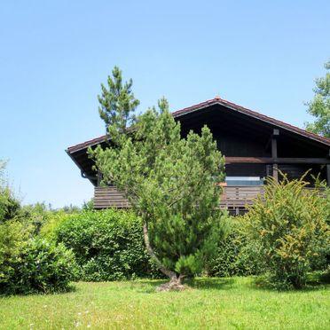 Innen Sommer 3, Hütte Hochfelln, Siegsdorf, Oberbayern, Bayern, Deutschland