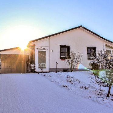 Außen Winter 35, Chalet Nest, Dittishausen, Schwarzwald, Baden-Württemberg, Deutschland