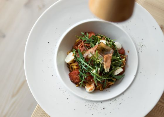 Cucina biologica - Bühelwirt