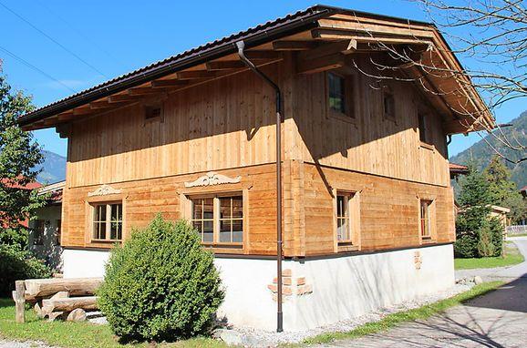 Außen Sommer 1 - Hauptbild, Chalet Alpendorf, Kaltenbach, Zillertal, Tirol, Österreich