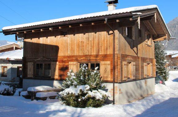 Außen Winter 45 - Hauptbild, Chalet Alpendorf, Kaltenbach, Stumm, Tirol, Österreich