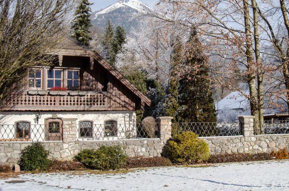 Außen Winter 38 - Hauptbild, Landhaus Aigen am Wolfgangsee, Strobl, Salzkammergut, Salzburg, Österreich