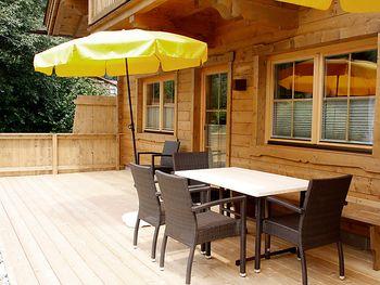 Hütte Antonia im Zillertal - Tirol - Österreich