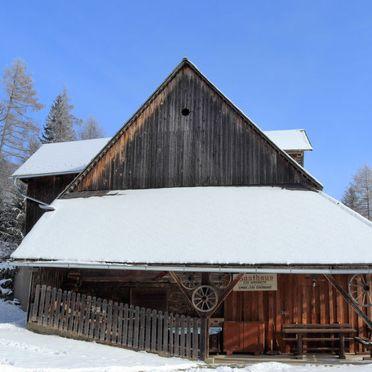 Außen Winter 48, Kopphütte am Klippitztörl, Klippitztörl, Kärnten, Kärnten, Österreich