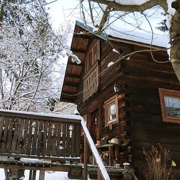 Außen Winter 29, Hütte Reserl am Wörthersee, Velden am Wörthersee, Kärnten, Kärnten, Österreich