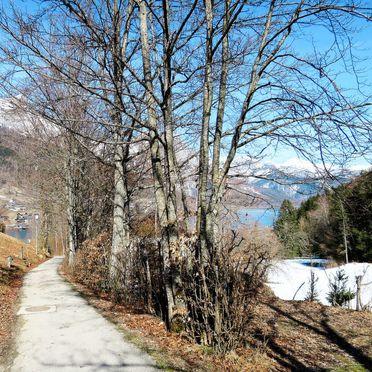 Außen Winter 21, Chalet Steirer am Grundlsee, Grundlsee, Salzkammergut, Salzburg, Österreich