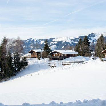 Außen Winter 24, Sonnenhütte Christine, Embach, Pinzgau, Salzburg, Österreich
