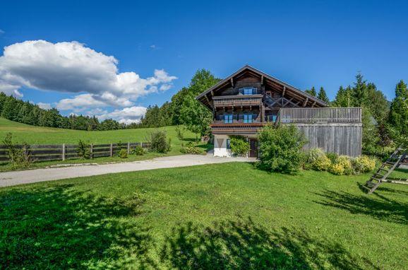 Outside Summer 1 - Main Image, Panoramachalet Bad Aussee, Bad Aussee, Salzkammergut, Styria , Austria