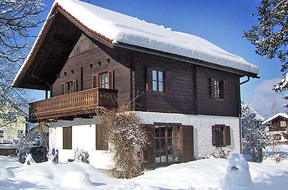Außen Winter 34 - Hauptbild, Chalet Weissenbach, Strobl, Salzkammergut, Salzburg, Österreich