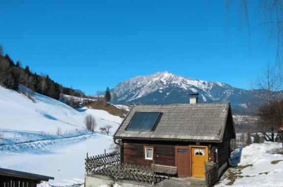 Außen Winter 8 - Hauptbild, Harmerhütte, Stein an der Enns, Steiermark, Steiermark, Österreich