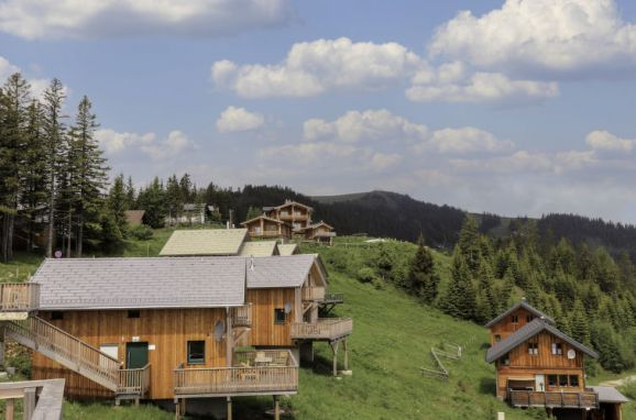 Außen Sommer 1 - Hauptbild, Chalet Klippitzrose, Klippitztörl, Kärnten, Kärnten, Österreich