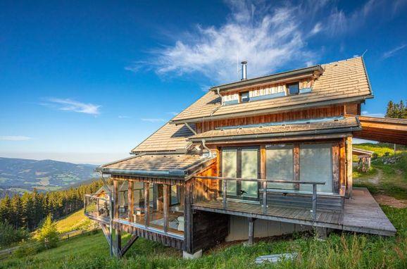 Outside Summer 1 - Main Image, Chalet Panorama, Klippitztörl, Klippitztörl, Carinthia , Austria