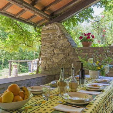 Innen Sommer 2, Villa il Mulino di Cecco, Vernio, Florence Countryside, Toskana, Italien