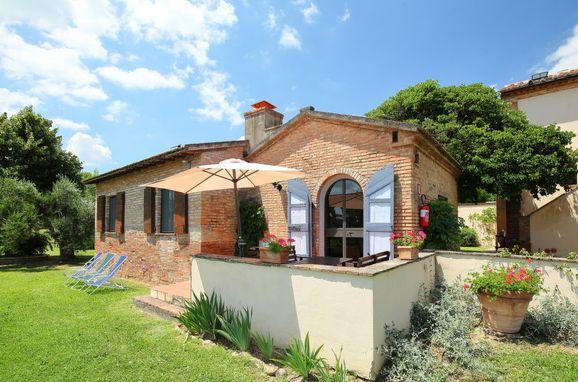 Innen Sommer 1 - Hauptbild, Villa Chiesone, Chianciano Terme, Siena und Umgebung, Toskana, Italien