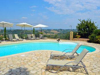 Casa la Vecchia Pieve - Toskana - Italien