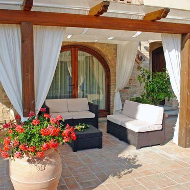 Outside Summer 3, Casa la Vecchia Pieve, Castelfiorentino, Toskana Chianti, Tuscany, Italy