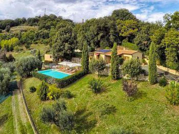 Villa Lustignano - Toskana - Italien