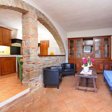 Innen Sommer 5, Appartamento Podere Berrettino, Reggello, Florence Countryside, Toskana, Italien