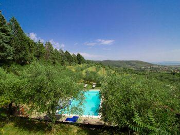 Villa il Riccio - Toskana - Italien