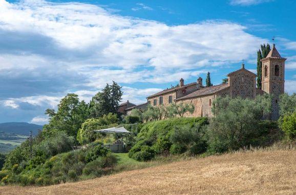 Außen Sommer 1 - Hauptbild, Villa bel Giardino, Paganico, Maremma, Toskana, Italien