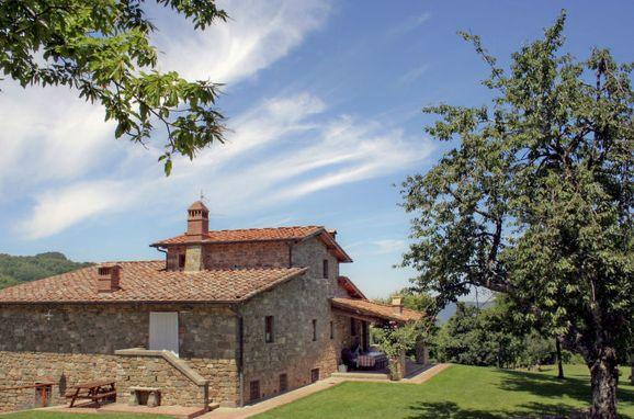 Außen Sommer 1 - Hauptbild, Villa Torsoli, Greve in Chianti, Toskana Chianti, Toskana, Italien