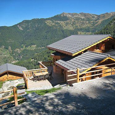 Außen Sommer 9, Chalet Chocolat in La Tzoumaz, La Tzoumaz, Wallis, Wallis, Schweiz