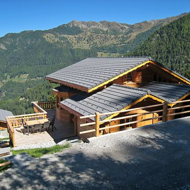 Outside Summer 9, Chalet Chocolat in La Tzoumaz, La Tzoumaz, Wallis, Wallis, Switzerland