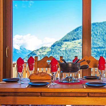 Innen Sommer 4, Chalet Petite-Arvine  in La Tzoumaz, La Tzoumaz, Wallis, Wallis, Schweiz