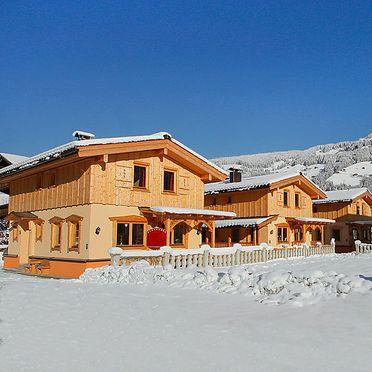 Außen Winter 43, Chalet Schwendau, Mayrhofen, Zillertal, Tirol, Österreich