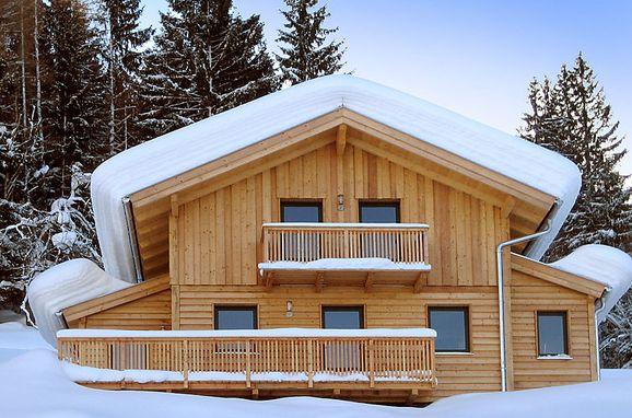 Außen Winter 27 - Hauptbild, Chalet Enzian, Annaberg - Lungötz, Salzburger Land, Salzburg, Österreich